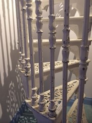 Image 1 - Cast Iron Safety Stairways Spiral Staircase