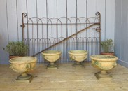 UKAA Buy and Sell Victorian Terracotta Planters