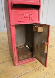Royal Mail Post Box Arch Back<br>For Restoration