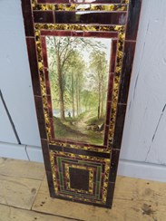 Image 4 - Hand Painted Victorian Wall Tile Panels