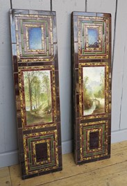 UKAA buy and sell victorian wall tile panels