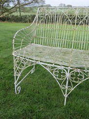 UKAA Buy and Sell Victorian Gothic Garden Benches