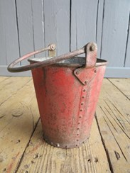 UKAA Buy and Sell Antique Fire Buckets
