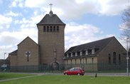 All Saints Church in Shard End Birmingham
