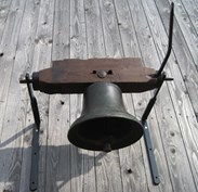 Image 3 - Wall Mounted Large Antique Bronze Calling Bell