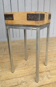 UKAA Buy and Sell Antique Butchers Chopping Blocks