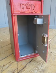 Royal Mail Post Box Arch Back - For Restoration