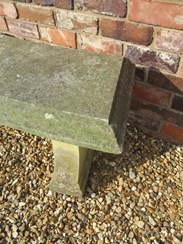 Image 2 - Vintage Curved 2 Seater Garden Bench