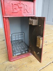 UKAA sell Original Royal Mail post boxes online in Cannock Wood Staffordshire with Chubb lock and key