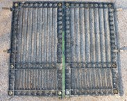 Image 10 - Large Pair of Antique Gates & Runners