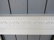 Image 6 - Original Georgian Wooden Painted Fire Surround