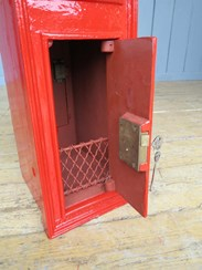 Image 3 - GR Wall Mounted Royal Mail Post Box With Back Door