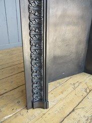 Image 5 - Antique Regency Cast Iron Fire Back