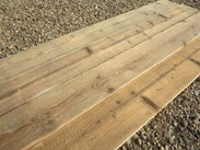 Re Sawn Pine Antique Floorboards