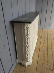 Marble and Cast Iron Covers
