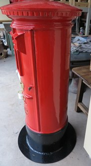Original Cast Iron Pillar Boxes to buy from UKAA
