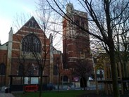 St Mary of Eton Church in London