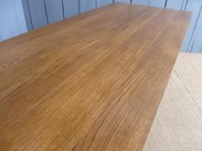 Image 4 - Solid Oak Antique Refectory Dining Table