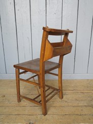 Image 1 - Church Chairs With Book Holders