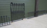UKAA Buy and Sell Victorian wrought iron gates and railings