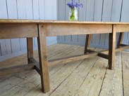 Image 2 - Grand Scale Antique Refectory Table