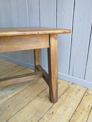Image 3 - Grand Scale Antique Refectory Table