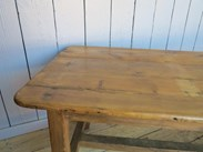 Image 7 - Grand Scale Antique Refectory Table