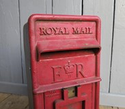 Royal Mail Post Office Arch Back Post Box - For Restoration