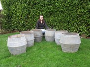 Buy Galvanised Planters from UKAA in Cannock Wood