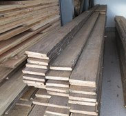 Image 2 - Antique Pine Re Sawn Floorboards