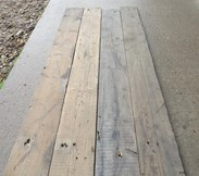 Image 4 - Antique Pine Re Sawn Floorboards