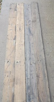 Image 5 - Antique Pine Re Sawn Floorboards