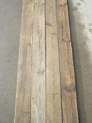 Antique Pine Re Sawn Square Edged Floorboards