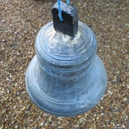 Antique church bells for sale at UKAA in Cannock Wood Staffordshire