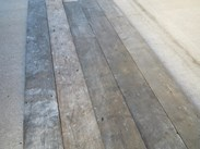 Image 2 - Antique Reclaimed Pine Square Edged Floorboards