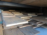 Image 2 - Pine Re Sawn Square Edged Floorboards