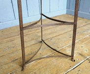Image 2 - Large Free Standing Wrought Iron Pan Stand - Rack
