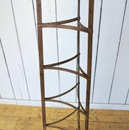 Image 4 - Large Free Standing Wrought Iron Pan Stand - Rack