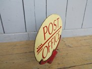 Image 3 - Original Royal Mail Double Sided Post Office Sign