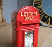 Image 1 - Royal Mail GR 'Hovis' Pole Mounted Post Box