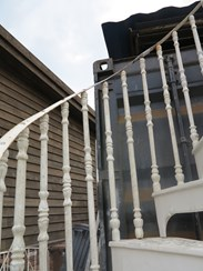 Buy Spiral Staircases on our Online Shop or in our Yard in Cannock Wood