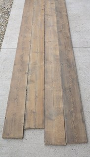 Image 5 - Re Sawn Antique Pine Reclaimed Floorboards
