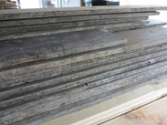 Image 3 - Antique Reclaimed Pine Square Edged Floorboards