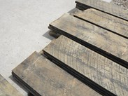 Showing our stock of floorboards - This is constantly changing