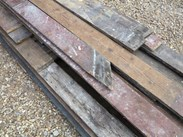 Image 2 - Pine Square Edged Reclaimed Floorboards