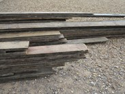 Image 2 - Pine Square Edged Antique Reclaimed Floorboards