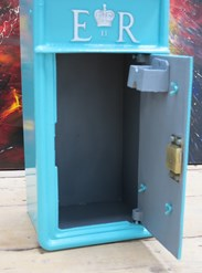 This is an Original British Post Box - Painted In Your Choice of Colour