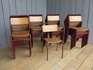 Showing all 41 chairs - all in very similar condition