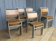 Showing all 44 chairs - all in very similar condition