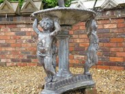 Antique Water Feature's & Fountains are for sale at UKAA
